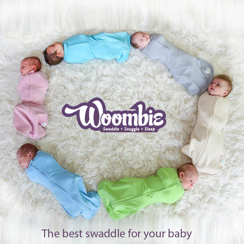 Woombie Baby Swaddles