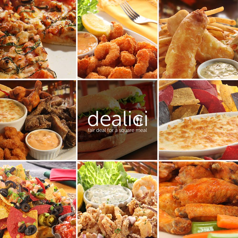 Dealici Restaurant Deals App